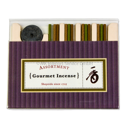 gourmet incense f r kenner r ucherst bchen shop. Black Bedroom Furniture Sets. Home Design Ideas
