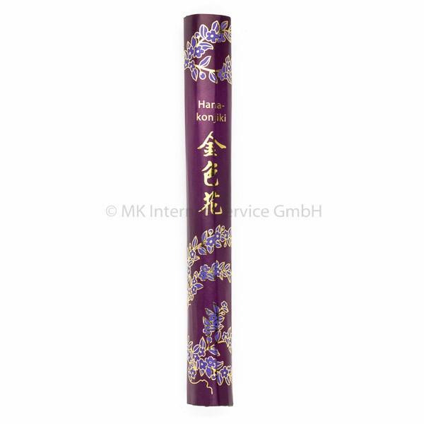 Hanakonjiki (Goldene Blüte) - Japanische Räucherstäbchen Kenmei Do