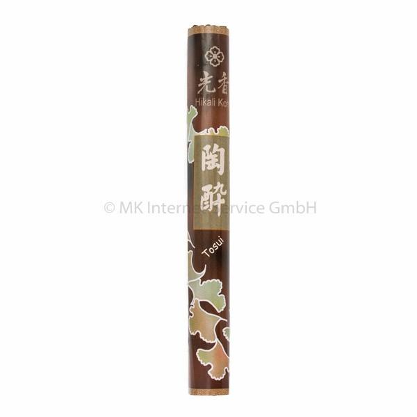 Tosui (Herzensfreude) - Japanische Räucherstäbchen Hikali Koh