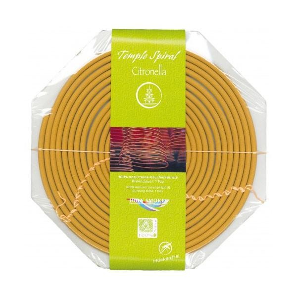 Holy Smokes Räucherspirale Citronella