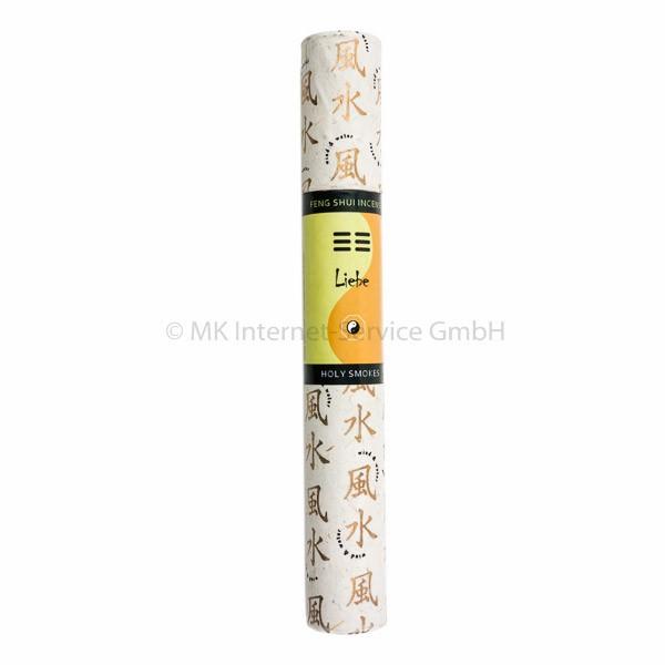 Holy Smokes Räucherstäbchen Feng Shui Line Liebe