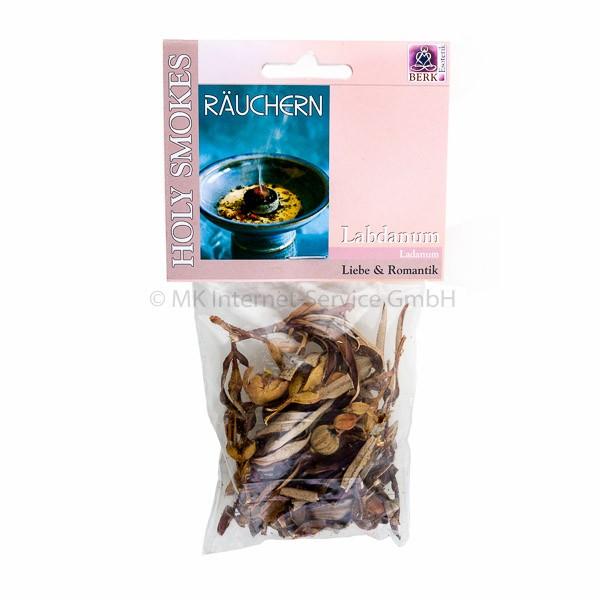 Labdanum-Blätter