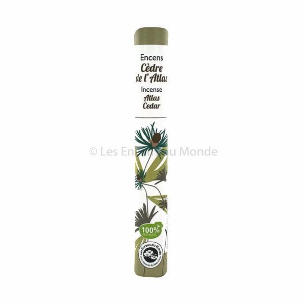 Atlaszeder - Pflanzliche Räucherstäbchen Herbosense Les Encens du Monde