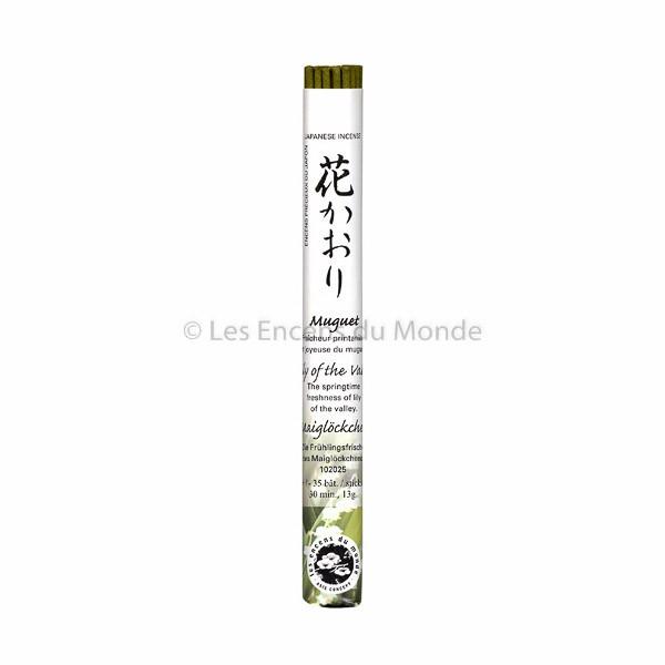 Maiglöckchen - Japanische Räucherstäbchen Les Encens du Monde