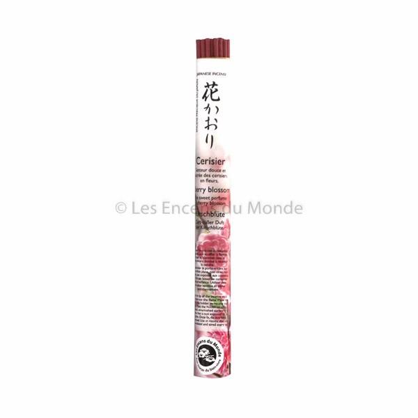Kirschblüte- Japanische Räucherstäbchen Les Encens du Monde