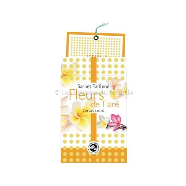 Duftsäckchen Tiaré-Blume
