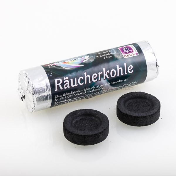 Räucherkohle ø 40 mm