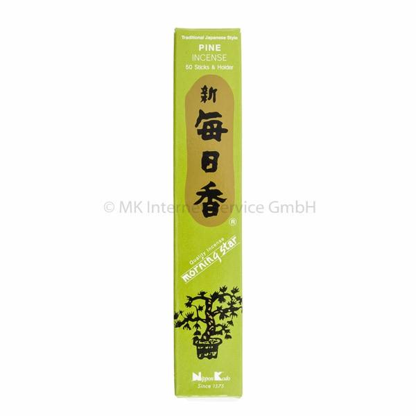 Morning Star Pinie - Japanische Räucherstäbchen Nippon Kodo