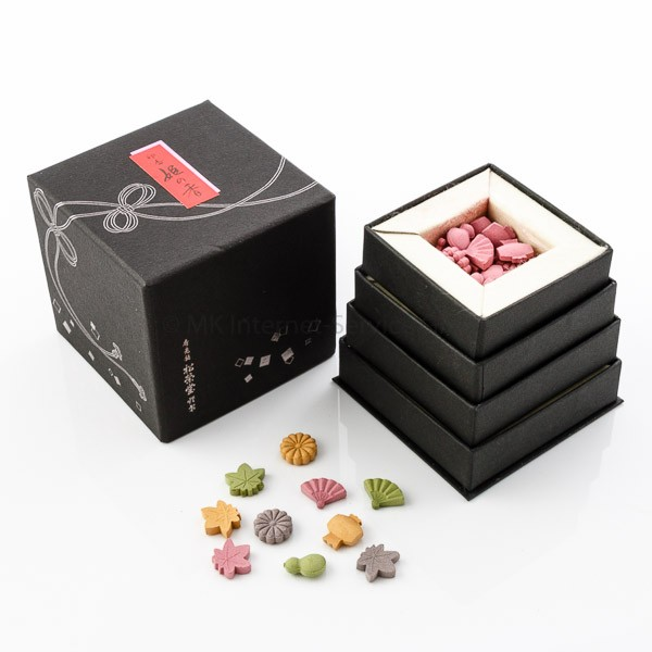 Japanische Duftplättchen Himenoka - Shoyeido Räucherwerk