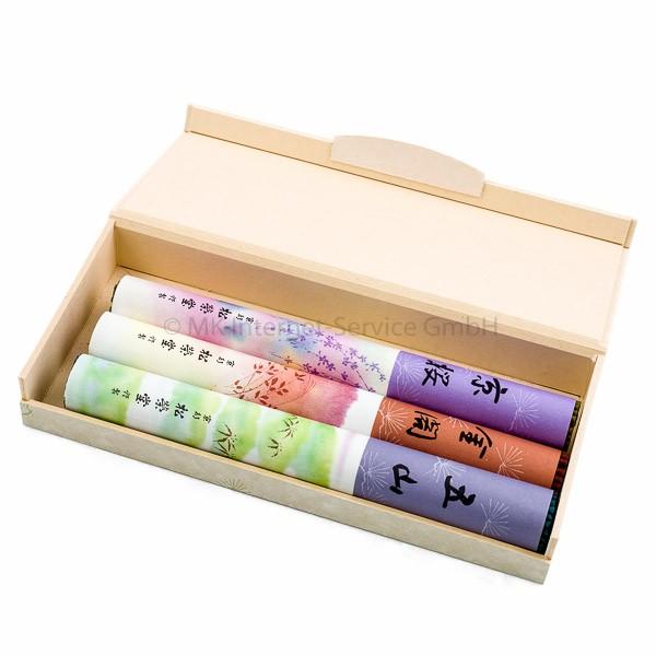 Japanisches Räucherstäbchen 3er Set ´Traditionelle´ von Shoyeido