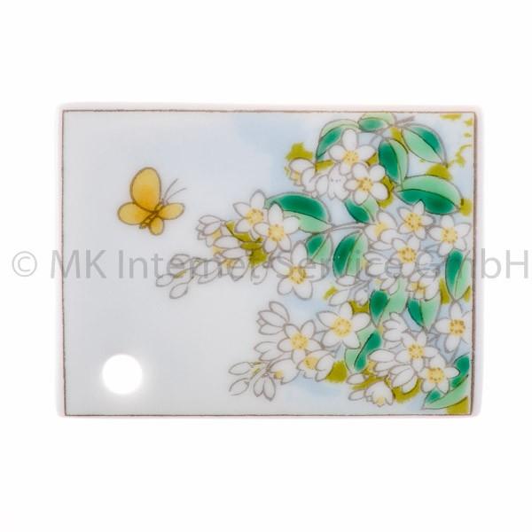 Japanischer Räucherstäbchenhalter Unohana (Schmetterling)
