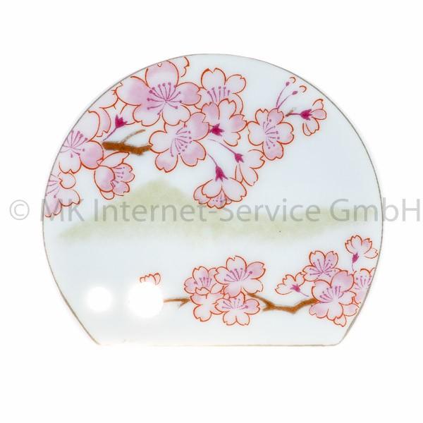 Japanischer Räucherstäbchenhalter Hanasaki (Kirschblüte)